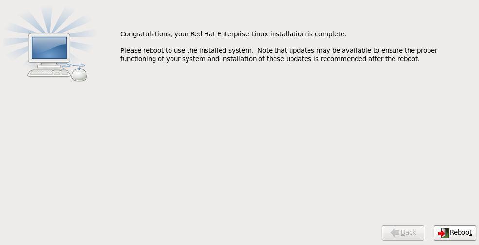 automated kickstart linux installation