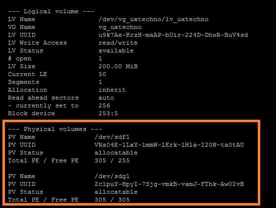 storage migration using lvconvert