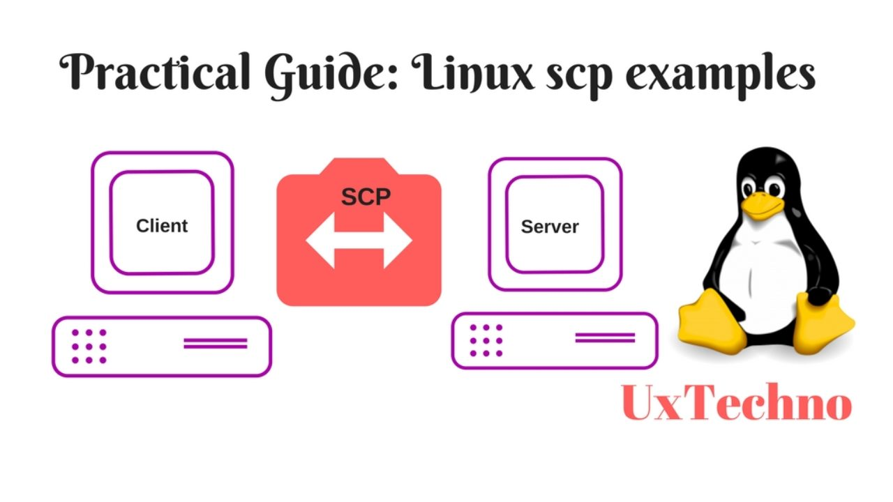 Practical Guide: Linux scp example - UX Techno