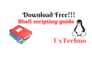 Download Free shell scripting guide