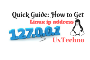 Linux get ip address