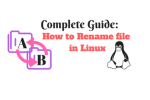 rename file linux