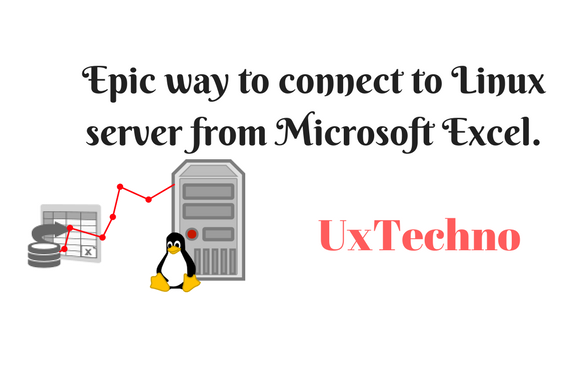 connect to Linux server from Microsoft Excel