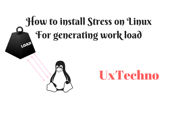 install stress on Linux