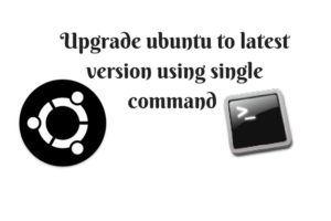 Upgrade ubuntu to latest version